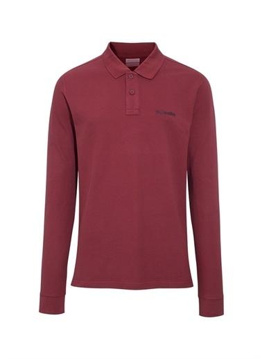 Columbia Tişört Kırmızı
